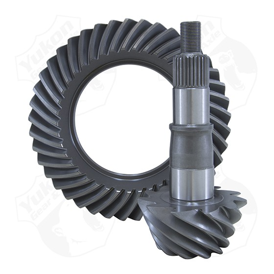 Yukon High-Performance Ring & Pinion Gear Set F-150, Mustang - 12 Bolt Super 8.8
