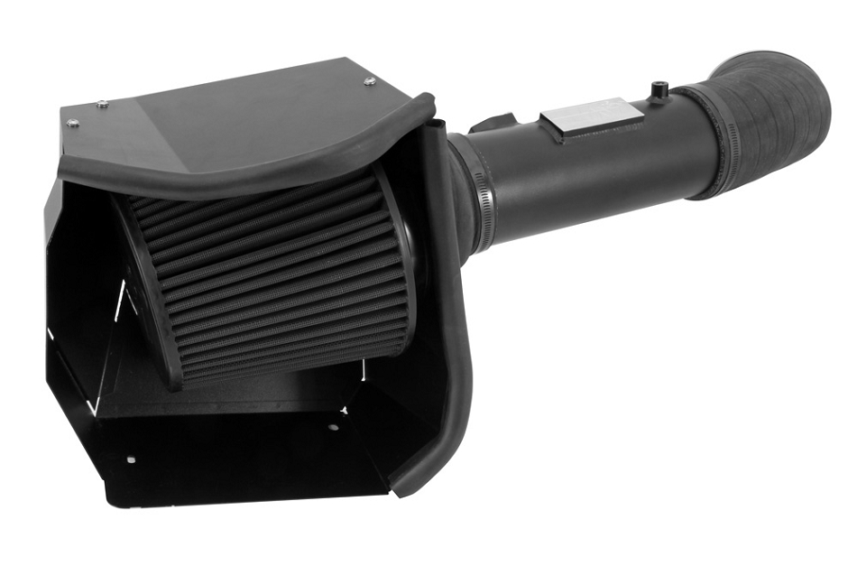 K&N F-250/F-350 SuperDuty 6.7L Diesel Blackhawk Induction Air Intake System (2011-2016)