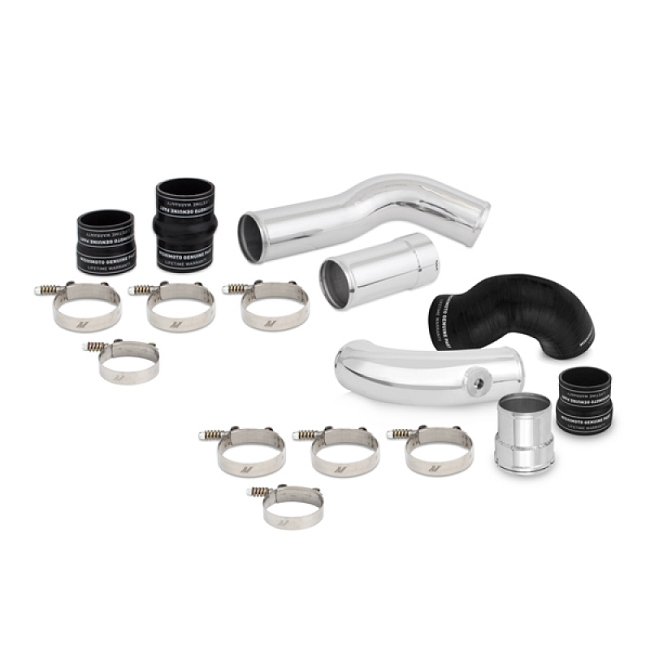 Mishimoto F-250/F-350 6.7L Powerstroke Intercooler Pipe and Boot Kit (2011-2016)