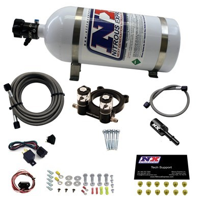 Nitrous Express Mustang Plate System Kit - 2.3L Ecoboost (2015-2020)
