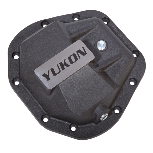 Yukon Hardcore Differential Cover for Dana 50, Dana 60 & Dana 70