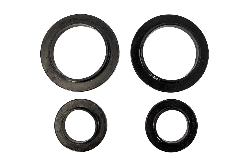 Steeda Mustang Polyurethane Rear Spring Isolators (1979-2004)