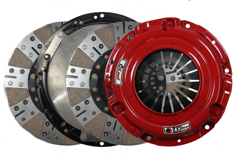 McLeod RXT Twin Disc Mustang  GT Clutch Kit (2018-2019)