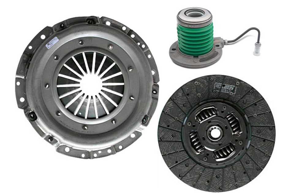 Exedy Mach 500 Mustang Performance Clutch (11-17 GT)