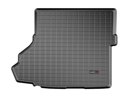 WeatherTech Mustang Black Cargo Liner - w/ Shaker Audio with Subwoofer (2015-2020)