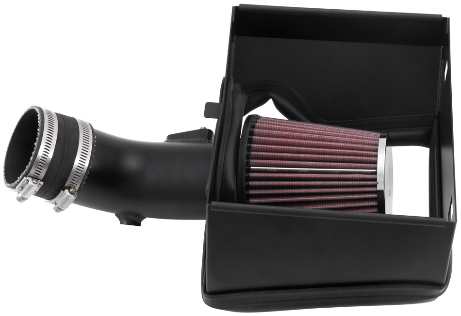 K&N Fusion 2.5L Cold Air Kit / CAI (2013-2018)