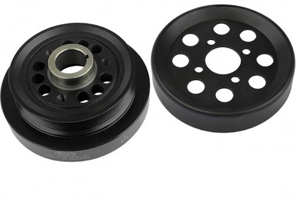 Steeda Mustang Underdrive Pulleys (05-10 GT)