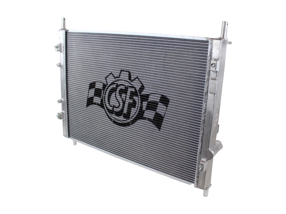 CSF Mustang High Performance Aluminum Radiator (15-17 GT)