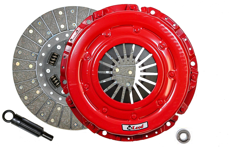 McLeod Mustang GT Super Street Pro Clutch Kit - 26 Spline (2005-2010)