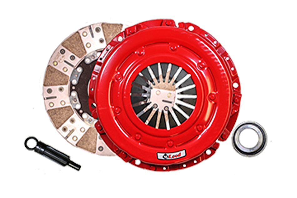 McLeod Mustang GT Street Extreme Ceramic Clutch Kit - 10 Spline (2005-2010)