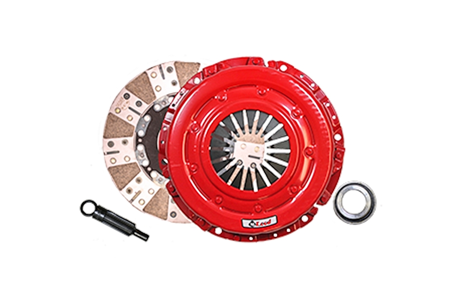 McLeod Mustang GT Street Extreme Ceramic Clutch Kit - 26 Spline (2011-2017)