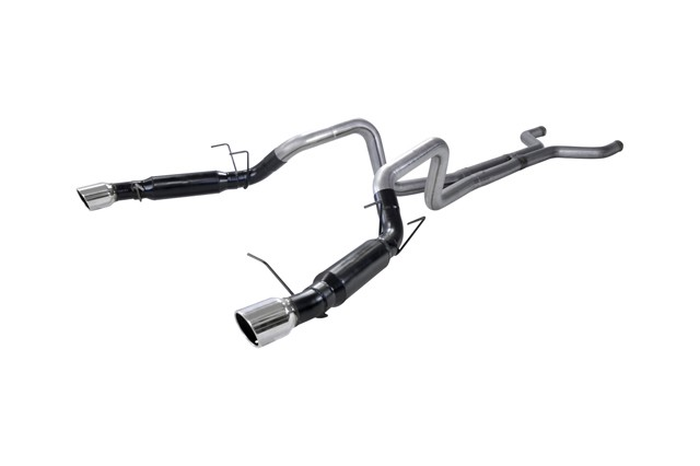Flowmaster Mustang GT Outlaw Cat-Back Exhaust System (2011-2012)