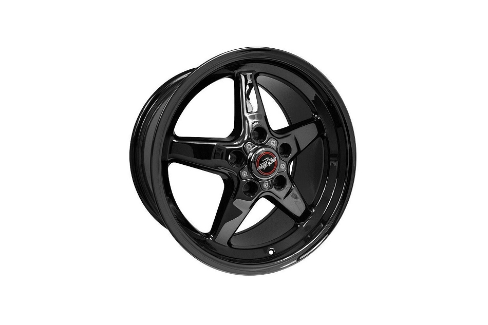 Race Star Wheels Mustang 92 Drag Star Dark Star 17x10.5