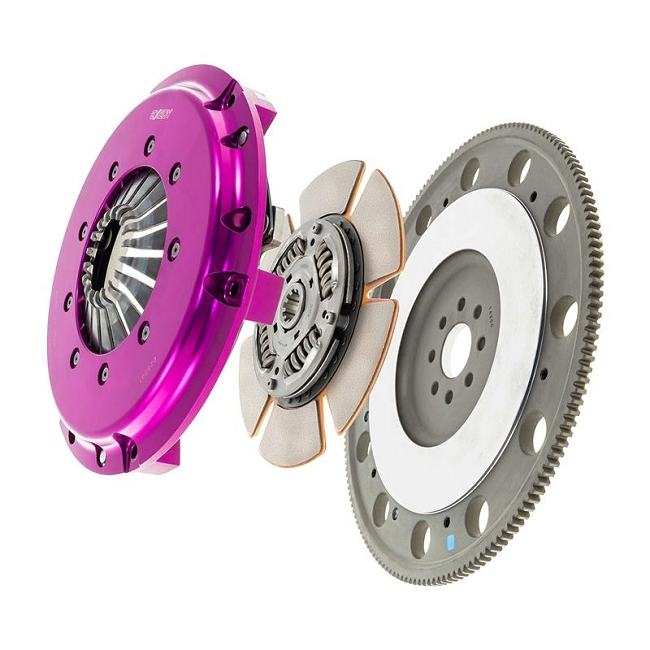EXEDY Hyper Single Disc Clutch Kit w/ Flywheel - 10 Spline Mustang (1996-2016)