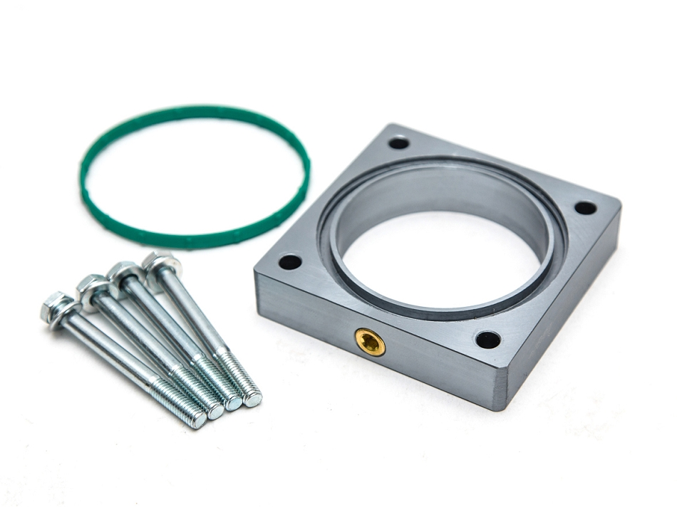 Agency Power Focus Throttle Body Spacer - Available in Various Colors (16-17 RS)