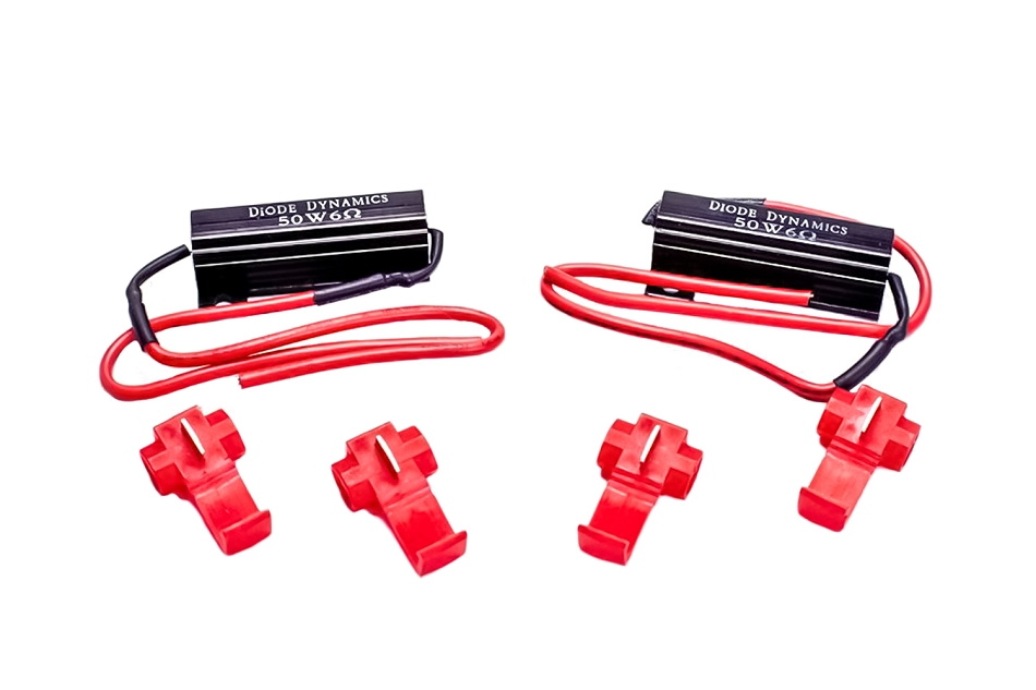 Diode Dynamics LED Resistor Kit Pair