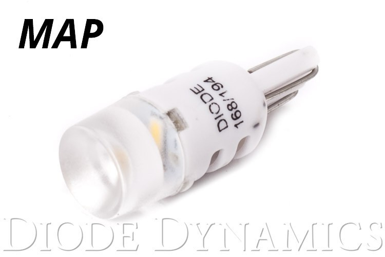 Diode Dynamics Mustang Map Light LED Pair (05-18 All)