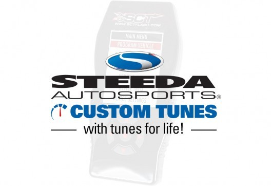 Certified Steeda Lifetime Fusion Custom Tunes (06-14)