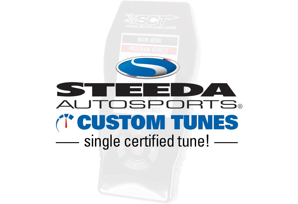 Steeda Certified Mustang Custom Tune (96-17)