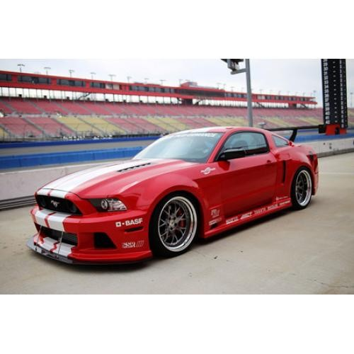 APR Performance Mustang GT Widebody Aerodynamic Kit (2010-2012)
