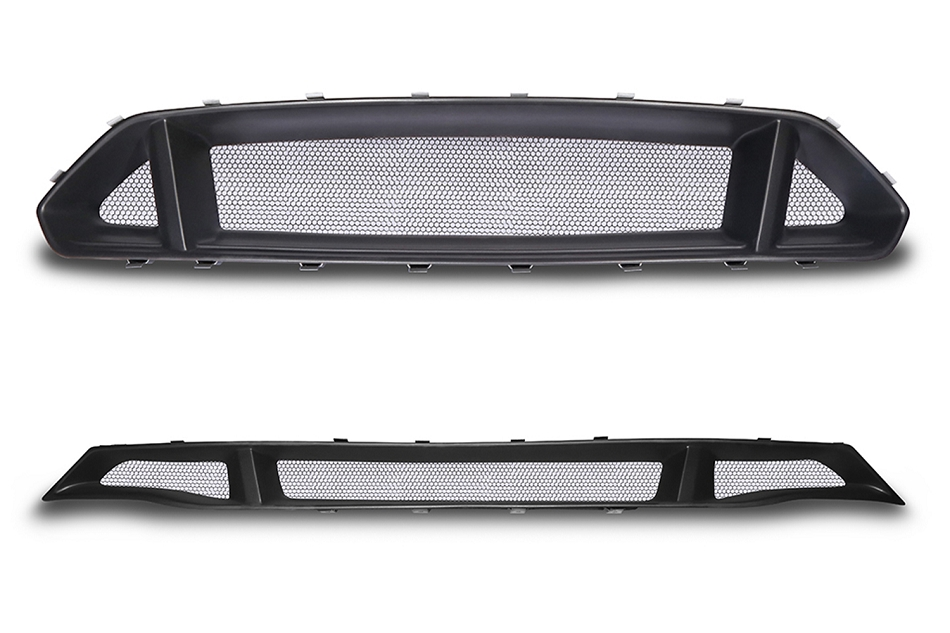 Cervini's C-Series Mustang Upper & Lower Grille Kit (2018-2020)