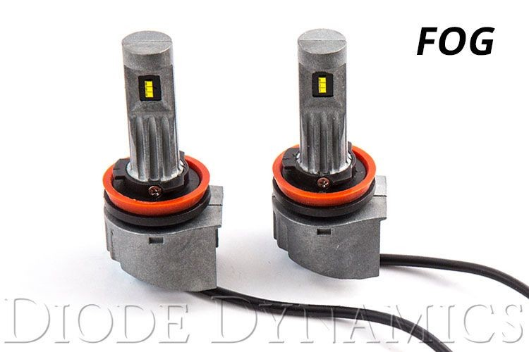 Diode Dynamics Focus Fog Light LED Pair (15-18)