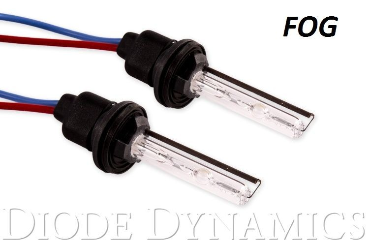 Diode Dynamics Focus Fog Light HID Conversion Kit (00-04)