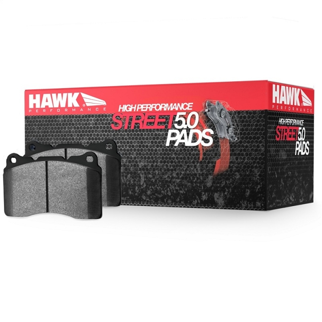 Hawk Shelby GT350 HPS 5.0 Rear Brake Pads (2015-2019)