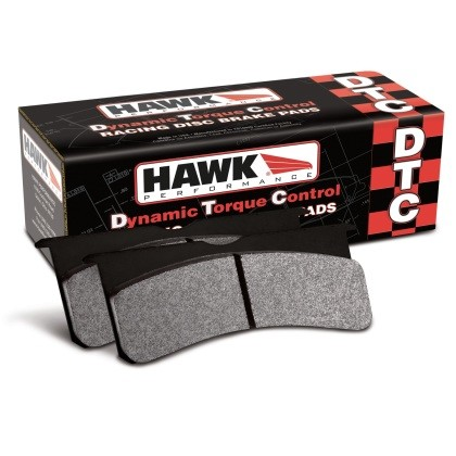 Hawk Shelby GT350 DTC-70 Compound Rear Brake Pads (2015-2019)