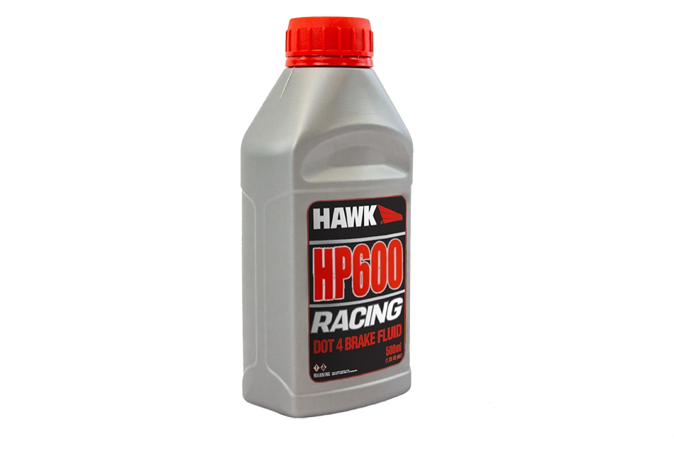 Hawk HP600 DOT 4 Racing Brake Fluid