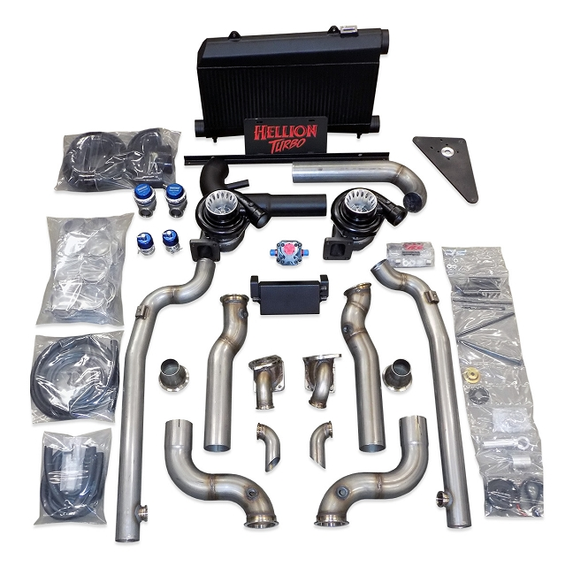 Hellion Power Systems Mustang GT Twin Turbo Sleeper System (2015-2017)