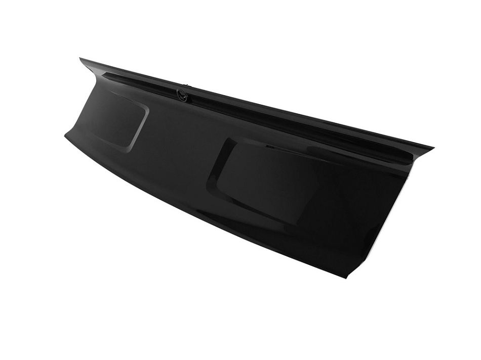 Drake Muscle Cars Mustang Deck Lid Panel w/ Styling Lines (2015-2020)