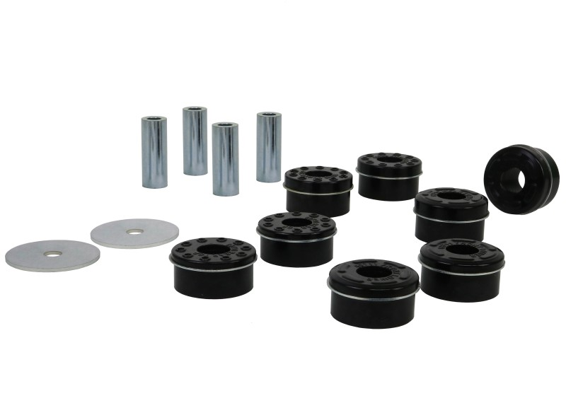 Whiteline Mustang Rear Subframe Bushing Kit (2015-2021)