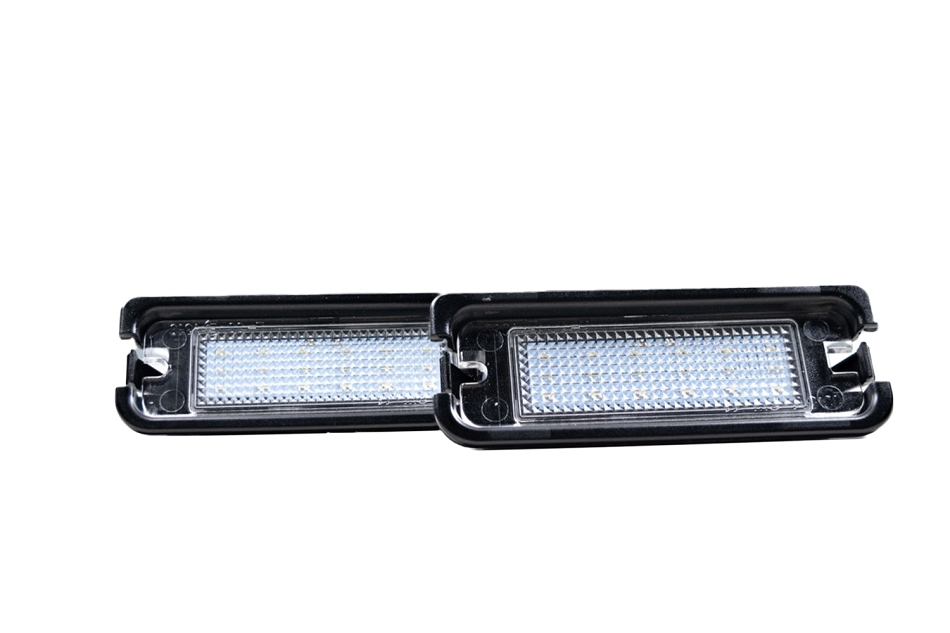 Morimoto Mustang XB LED License Plate Lights (2015-2021)