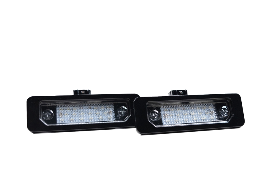 Morimoto Mustang XB LED License Plate Lights (2010-2014)