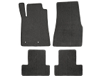 Lloyd Mats Mustang Grey Floor Mats - Front & Rear (05-10 All)