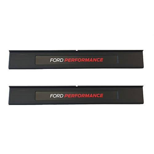 Ford Performance Mustang Sill Plate Set (2015-2020)