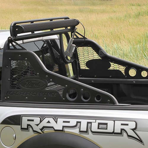 Ford Performance F-150/ Raptor Race Series Rear Chase Rack W/ Light Bar Actuator (2015-2020)