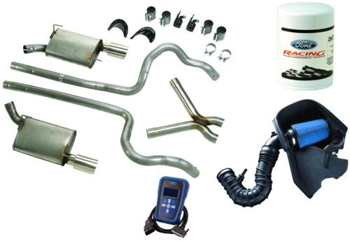 Ford Performance Mustang  4.0L V-6 Power Upgrade Package (2005-2009)