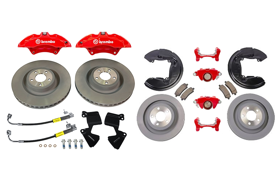 Ford Performance Mustang Bullitt Brake Kit (2015-2021)