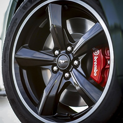 Ford Performance Mustang Bullitt Brake Kit (2015-2020)