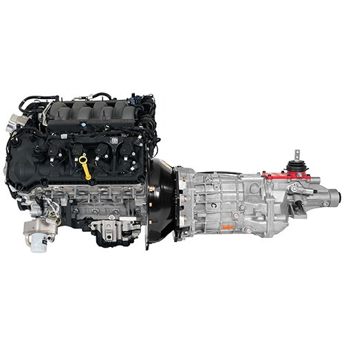 Ford Performance  Mustang Gen 3 5.0L Coyote Power Module W/ 6 Speed Manual Transmission (1979-2019)