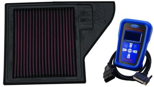 Ford Performance Mustang GT Calibration with High Flow K&N Air Filter (2011-2014)