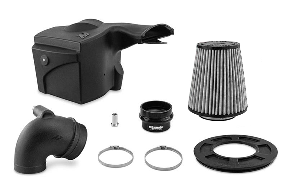 Mishimoto Ranger Performance Cold Air Intake - Dry (2019-2020)