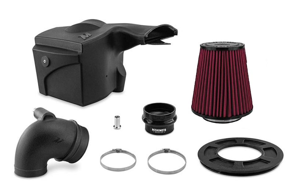 Mishimoto Ranger Performance Cold Air Intake - Oiled (2019-2020)