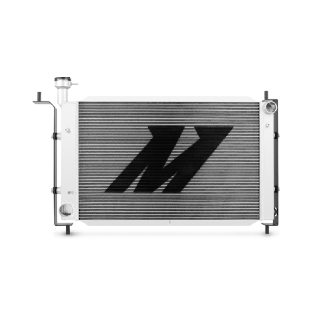 Mishimoto Mustang Bracketed Aluminum Radiator - Manual (1994-1995)