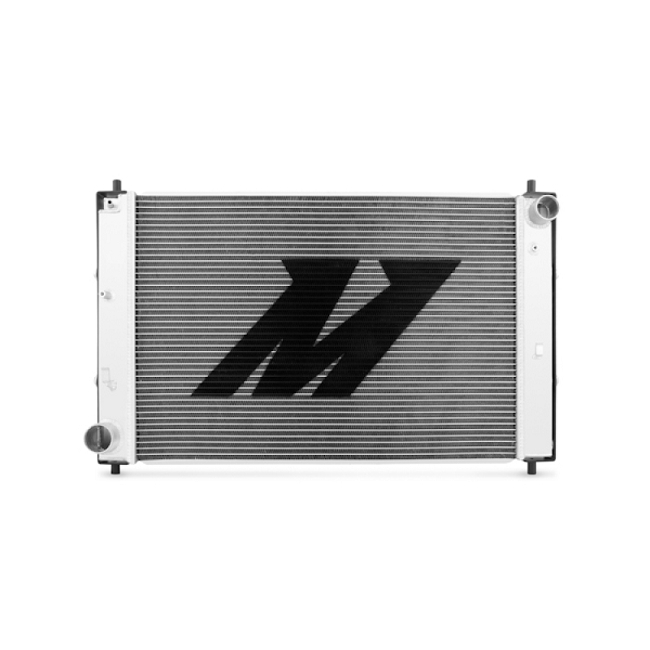Mishimoto Mustang Bracketed Aluminum Radiator - Manual (1997-2004)