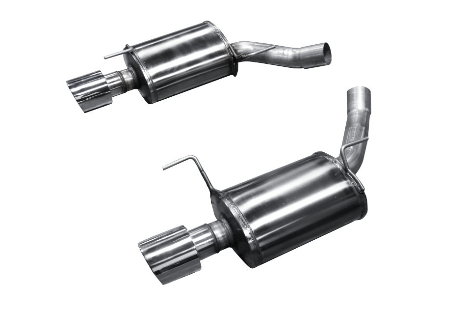 ARH Mustang GT500/GT Pure Thunder Axle-Back Exhaust Muffler System (2005-2009)