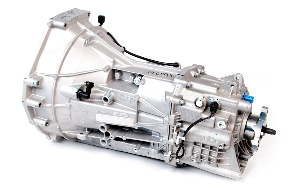 Ford Gen 3 MT82 6-Speed Manual Mustang GT Transmission (2011-2019)
