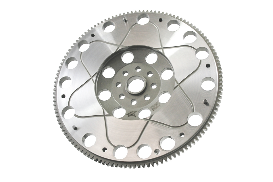 McLeod Mustang GT Racing Chromoly Steel Flywheel 6 Bolt -164 Tooth (1996-1998/2001-2010)